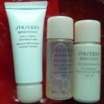 Sizing Up Samples : Shiseido Benefiance WrinkleResist 24
