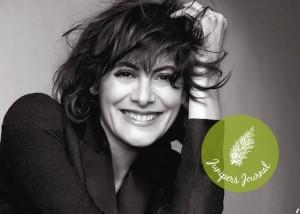 Madame Ines De La Fressange Is L'oreal Paris' New Global Ambassador