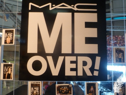 M.A.C Me Over At KLCC