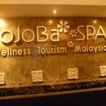 A Spa With A View : JoJoBa Berjaya Times Square