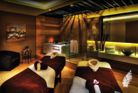 Luxury VIP therapy room