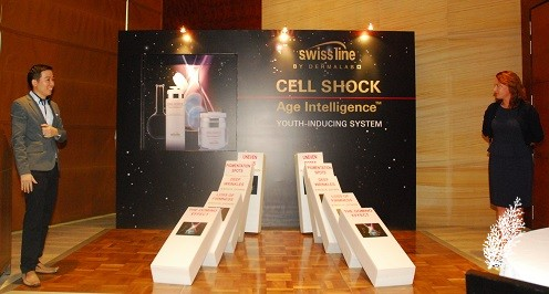Swiss Line Cell Shock Age Intelligence Youth-Inducing System
