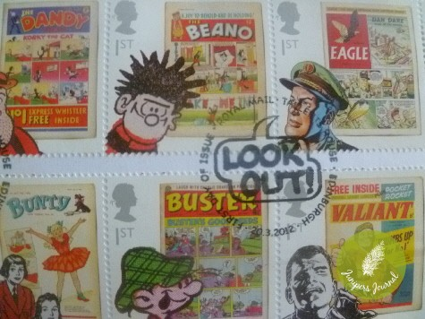 My Collection & Obsession Part 1 : Royal Mail 1st Day Covers