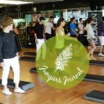Celebrity Fitness Introduces The New Zumba Step & Zumba Sentao