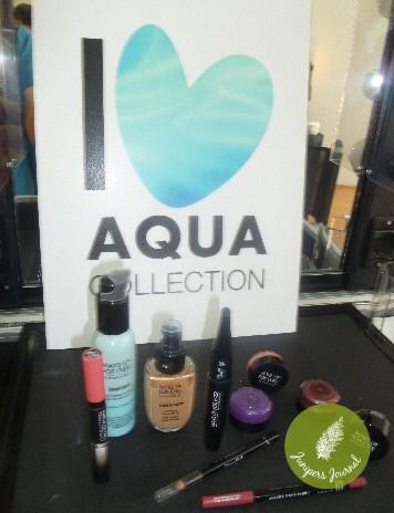 Make Up For Ever Aqua Summer 2014 Workshop