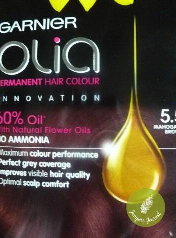 Garnier Olia Permanent Hair Colour