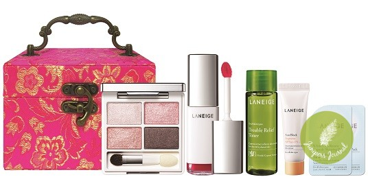 Prosperity Makeup Set RM150 (worth RM245)