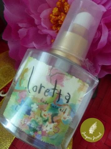 loretta oil