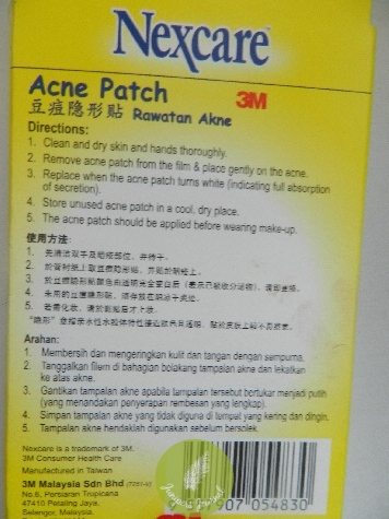 nexcare-acne-patch