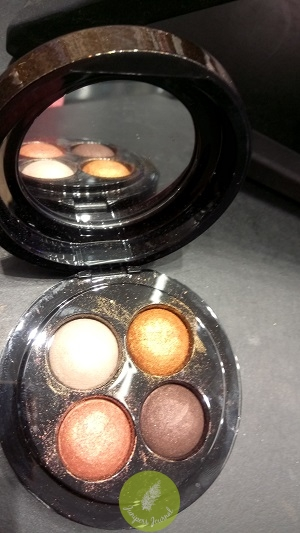 Mineralize Eye Shadow x 4 Golden Shine RM231