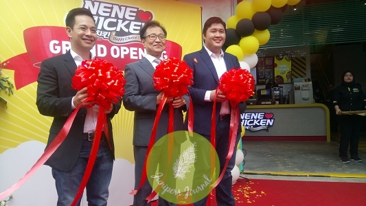 Official Opening Ceremony Of Nene Chicken @ Sky Avenue Genting Highlands