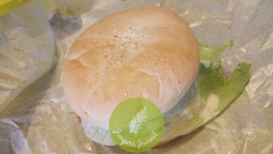 Nene Chicken Original Burger