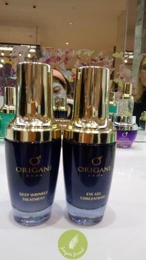 Origani Deep Wrinkle Treatment & Eye Gel Concentrate