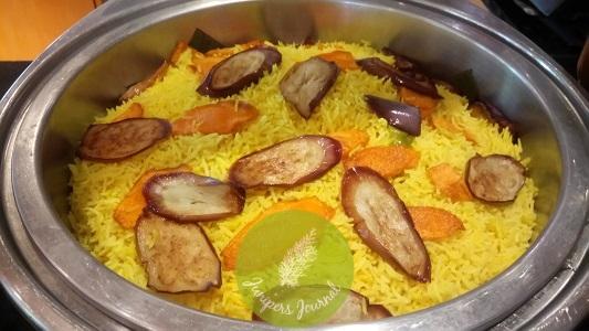 Maqloba Rice