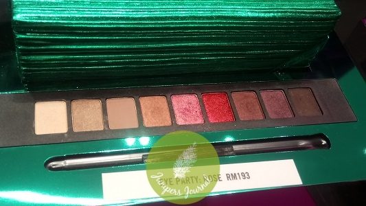 Rose Eye Palette