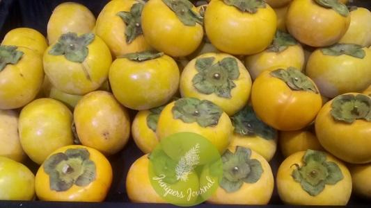 Sweet persimmons