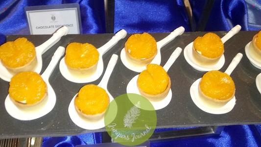 Tangerine Tarts