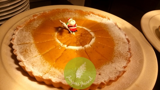 Pumpkin & Ginger Pie