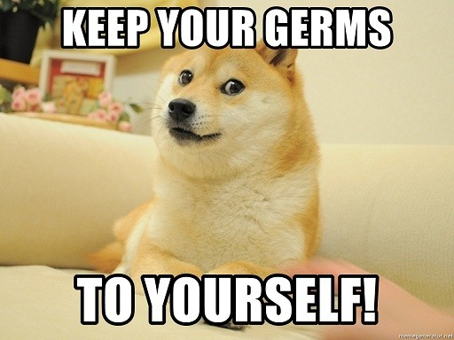 keep-your-germs-to-yourself