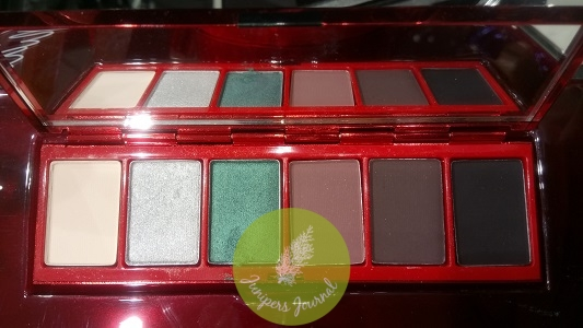 Eye Shadow x 6 Smoky Sleigh