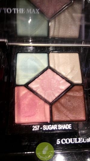 Sugar Shade eyeshadow palette