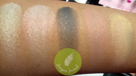 Mellow Shade swatches