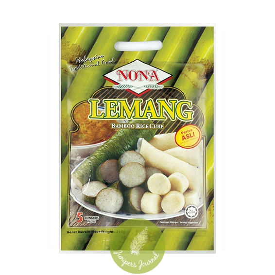Ketupat Lemang 310g/RM6.40