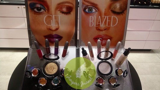 MAC Get Blazed Collection