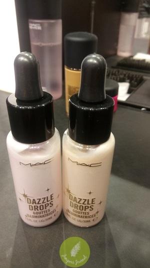 Dazzle Drops Dazzlepink and Dazzlepeach
