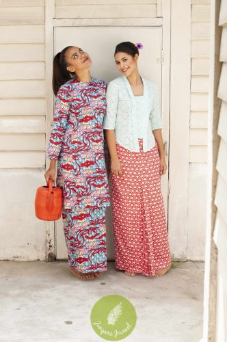Look pretty in prints this Raya