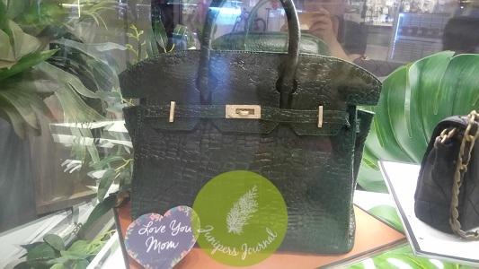 Alligator Bag approx. 5jg RM800