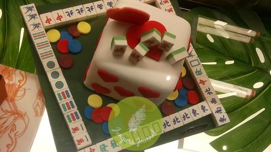 Mahjong Play Set approx. 1.6kg RM280