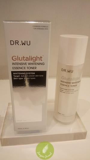Dr. Wu Glutalight Intensive Whitening Toner
