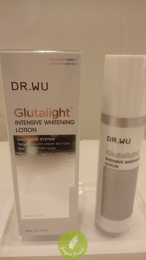 Dr. Wu Glutalight Intensive Whitening Lotion 50ml/RM219