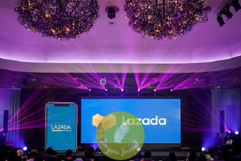 """New brand identity and brand campaign """"Go Where Your Heart Beats"""" mark Lazada's first brand refresh in five years"""