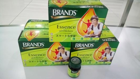 BRAND'S Essence Of Chicken With Goji Berry