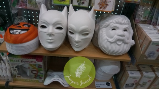 Design your own mask this Halloween