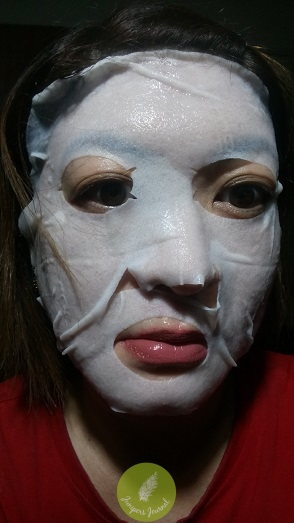Applied mask