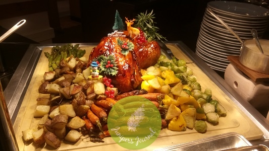 Traditional Roasted Turkey, Chestnut & Sage Stuffing