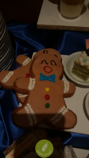 Gingerbread gives everyone that warm fuzzy feeling
