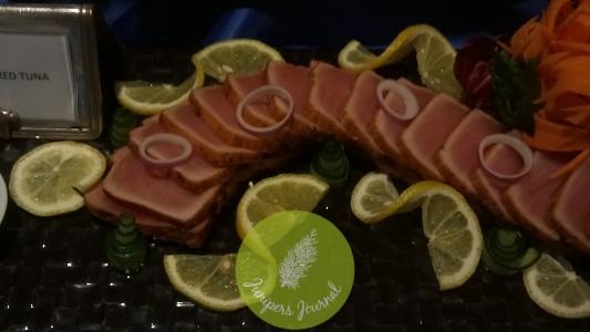 Crusted Seared Tuna