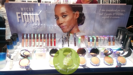 Wycon Cosmetics Fiona May Collection