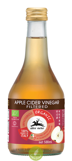 Organic Apple Cider Vinegar Filtered