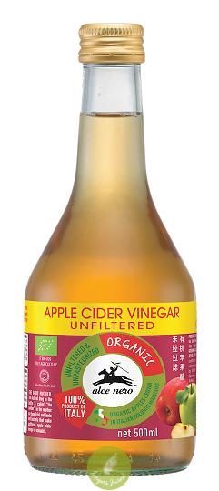 Organic Apple Cider Vinegar Unfiltered
