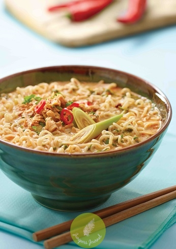 Ayam Brand Coconut Noodle Soup Chilli Saba