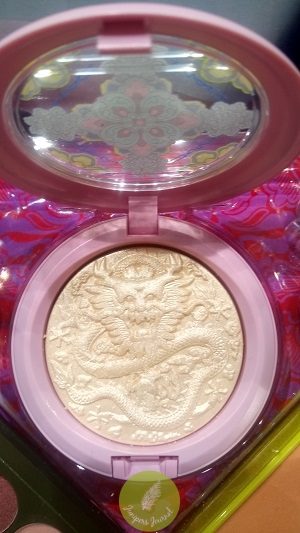 MAC Cosmetics Lunar Illusions Collection dragon embossed