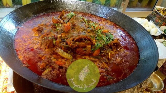 Red Snapper Fish Head Curry