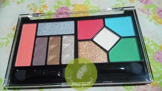 Beauty World Makeup Palette Natural Color