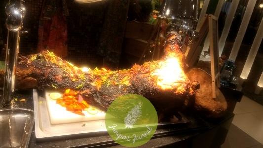 Kambing Panggang Cik Mek Molek Mewangi by Chef Razalee