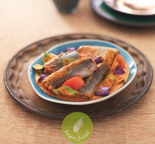 curry-mackerel